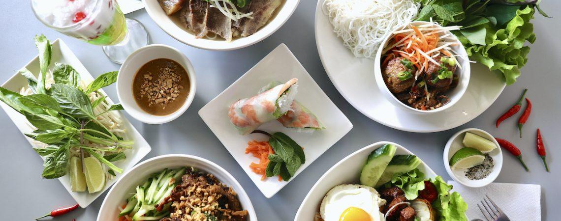 Phở13, ẩm thực Việt, thương hiệu Việt
